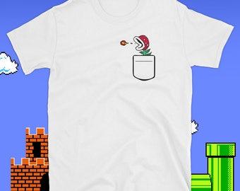 Super Mario Pocket T Shirt