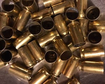 Once fired range brass-45 ACP- mixed headstamps- cleaned - 1000 count