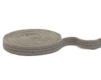 Natural Linen Braid 3 cm Width,Linen Tape, 3 meters
