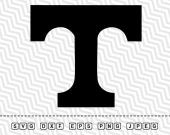 Tennessee Svg File Etsy
