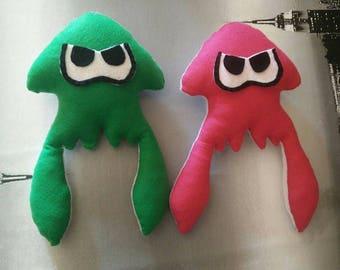 Squid Splatoon