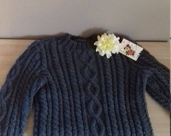 10-12 years old boy sweater