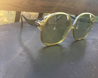 Vintage Christian Dior sunglasses