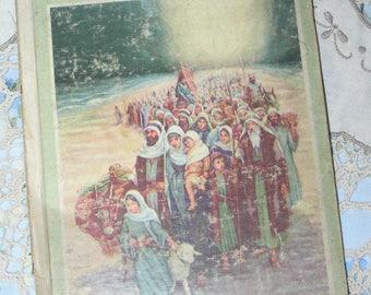 Bible Events (1952 Children's Book) Warner Press