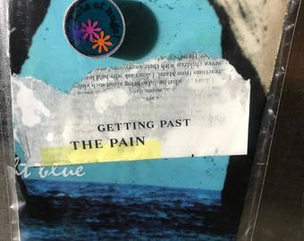 Getting past the pain can at times feel impossible or like an endless battle at the very least.