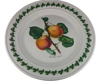 Pomona Apricot Portmeirion Platter (12 inch)