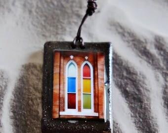 Mother Church Window
