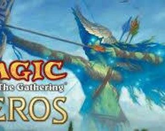 Magic The Gathering  Theros Set Singles