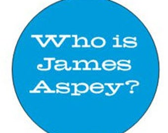 "Vegan Stickers (24): ""Who is James Aspey?"""