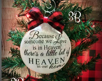 Heaven Ornament Etsy