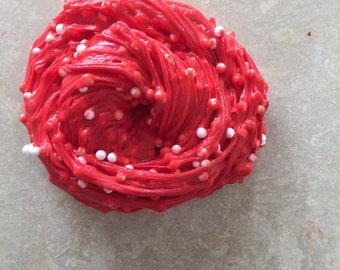Watermelon sorbet slime