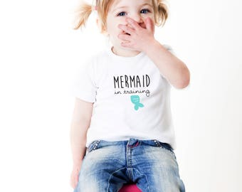 mermaid tshirt, mermaid child, mermaid kids, mermaid lover, girls tshirt, mermaid tee, kids tee, childs tee