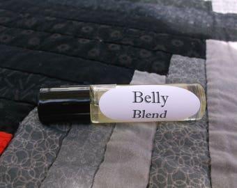 Belly Blend Essential Oil Roller Bottle