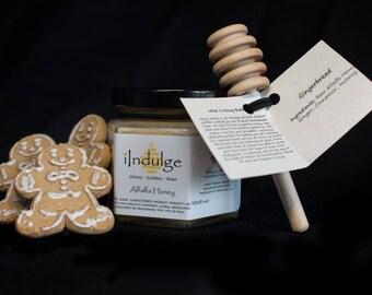 Gingerbread Honey Butter (4oz)