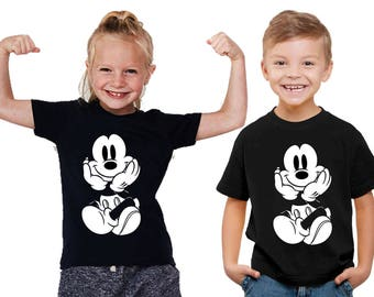 Disney T-Shirt Mickey Mouse Junior's Shirt