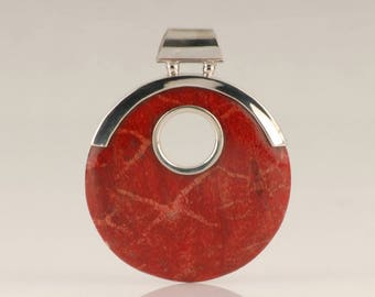 Domed red coral