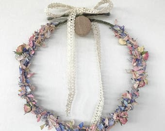 Dried Flower Crown Liv