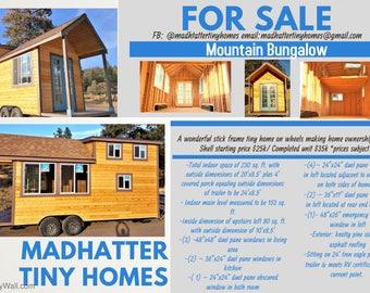 Mountain Bungalow Tiny Home