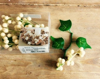 White Berry and Ivy