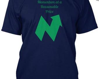 Momentum Investing T-Shirt