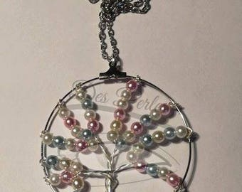 """Necklace """"Tree of life"""""""