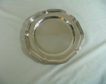 Vintage Thune 830 Silver Plate / Tray  8 Inches