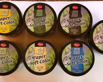 Viva Decor Paper Soft Color Blending Ink