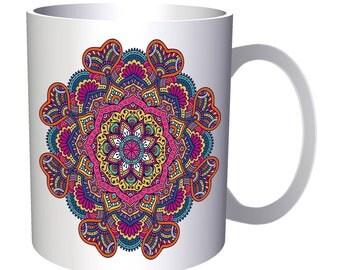 Beautiful Mandala 11oz Mug o880