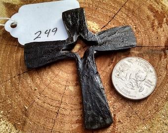 Hand Forged Split Cross