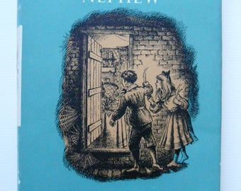 The Magician's Nephew by C. S. Lewis First Edition 1955