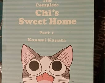 The Complete Chi's Sweet Home Part I, Konami Kanata