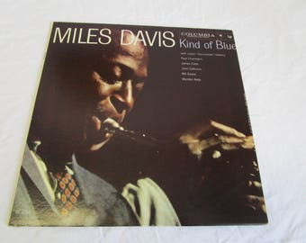 Miles Davis / Kind of Blue / Vinyl LP / Columbia / CL 1355