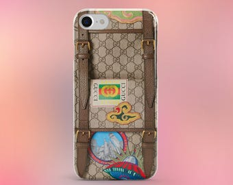 Gucci case iphone 8 plus case iphone 6 plus case Samsung S8 case iphone x case silicon case iphone 7 case phone case plastic case iPhone SE