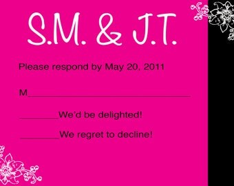 Me + You Save The Date