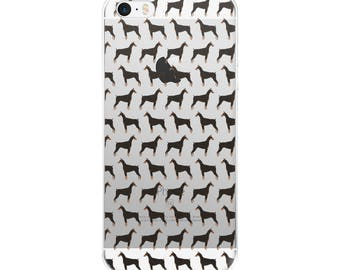 Doberman iPhone Case