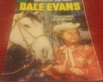 Queen of the West - Dale Evans #20, (1958, Dell):