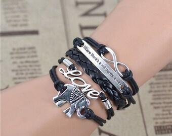 Boho Charm Bracelet