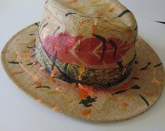 Mens safari hat