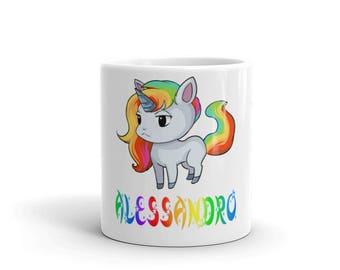 Alessandro Unicorn Mug