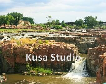 Sioux Falls, South Dakota Downloadable Print Photography