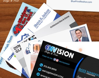 Business Cards - Made to Order