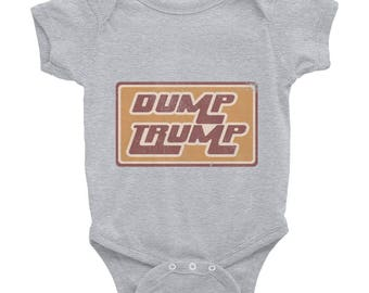Dump Trump Infant Bodysuit