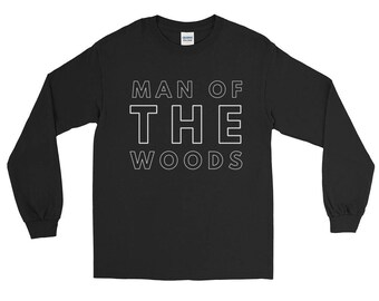 Man Of The Woods Long Sleeve T-Shirt