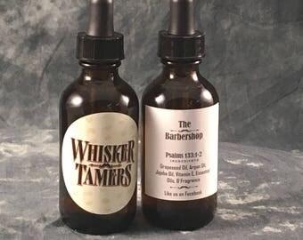 The Barbershop Beard Oil