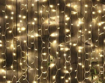 SALE 30 FT. Rhythmic Lights String Hanging Party Lighting Fairy Outdoor Indoor Wholesale Cafe Bistro Wedding Patio Reception Gazebo Warm