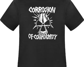 Corrosion Of Conformity Eye For An Eye black t shirt