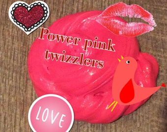 power pink twizzlers