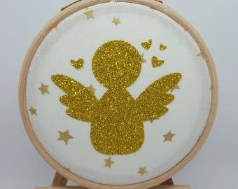 Decoration child's room angel
