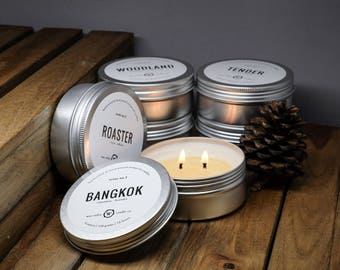 Pick 3 Soy Candle 4oz Travel Tin