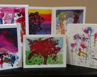 Variety Pack of 12 Cards - 2 of each design